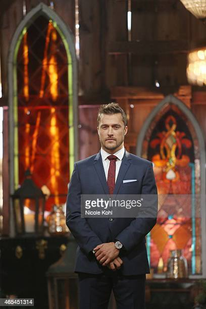 THE BACHELOR 'Episode 1910' The compelling live threehour television event begins as America watches along with the studio audience as Chris Soules'...