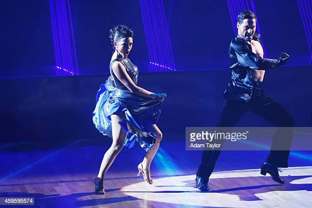 STARS 'Episode 1911A' With less than 24 hours to prepare the three remaining couples fused two contrasting dance styles that they've performed this...