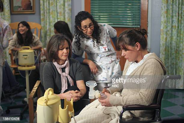 ER Episode 2 Air Date Pictured Sally Field as Maggie Wyczenski Maura Tierney as Abby Lockhart