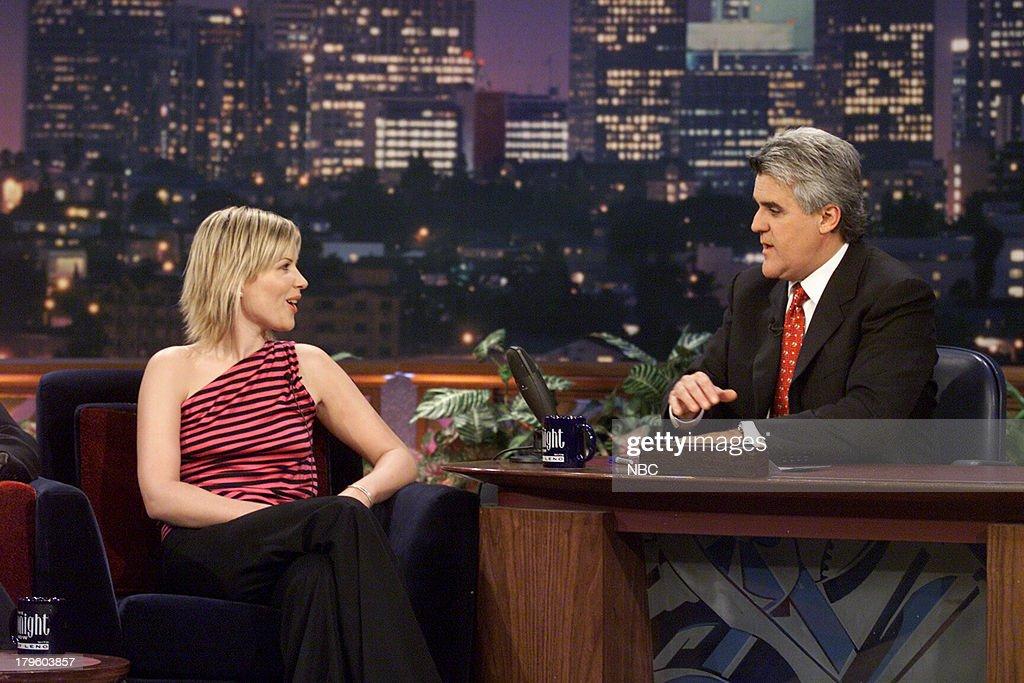 """NBC's """"The Tonight Show with Jay Leno"""" - Season 9"""