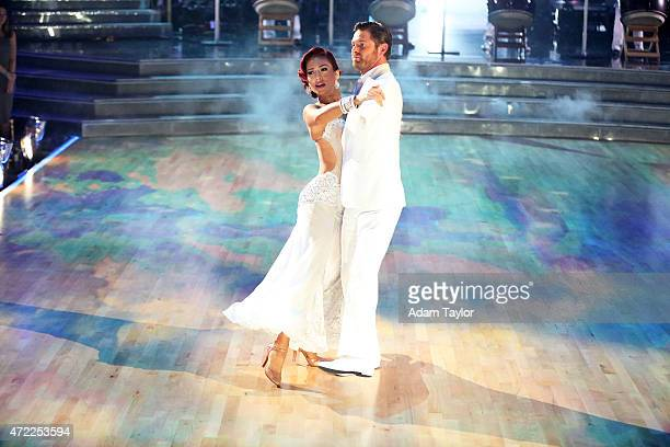 STARS 'Episode 2008' The six remaining couples on 'Dancing with the Stars' danced to a song and dance style voted on by viewers for 'AMERICA'S...