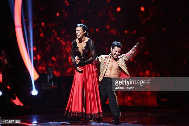 RESULTS 'Episode 2008A' 'Dancing with the Stars The Results' continued on TUESDAY MAY 5 where couples faced a double elimination based on combining...