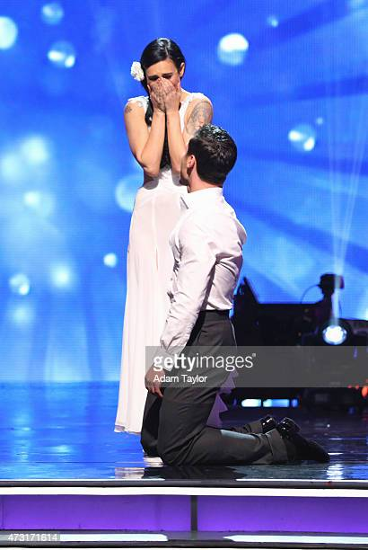 RESULTS 'Episode 2009A' 'Dancing with the Stars The Results' continued on TUESDAY MAY 12 At the end of the night one couple went home and three...