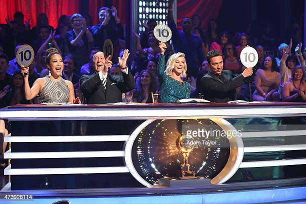 STARS 'Episode 2010' After weeks of competitive dancing the three remaining couples advanced to the FINALS of 'Dancing with the Stars' MONDAY MAY 18...