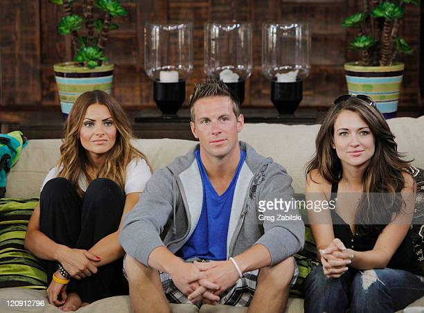 PAD 'Episode 202' After the shocking events of the Season Premiere Kasey and Vienna continue to aim the target at Jake Pavelka's back MONDAY AUGUST...