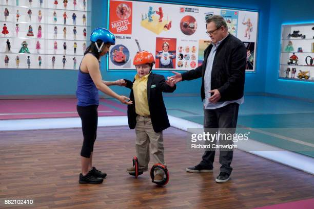 BOX 'Episode 206' A new concept for wheeled sports a tabletop party game a knightly take on 'rock paper scissors' and more fun inventions make their...