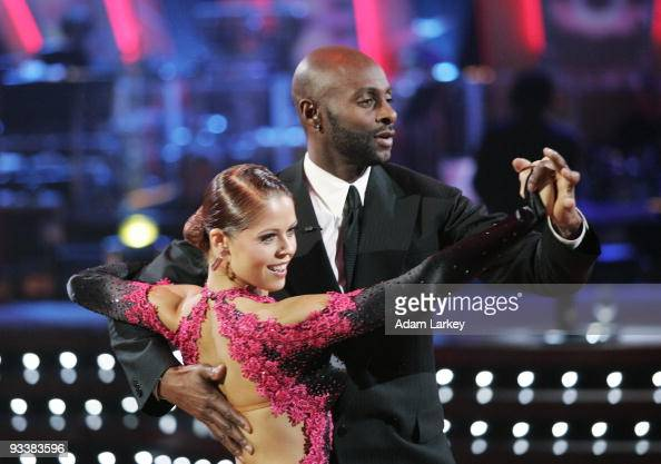 STARS 'Episode 207' Tonight each couple danced a ballroom and latin dance Jerry Rice and Anna Trebunskaya danced a Tango and a Rumba Drew Lachey and...