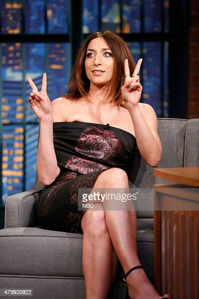 Comedian Chelsea Peretti during an interview on May 18 2015