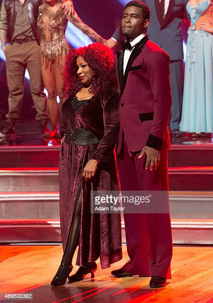 STARS Episode 2102 At the end of the night Chaka Khan and Keo Motsepe were eliminated MONDAY SEPTEMBER 21 on the ABC Television Network