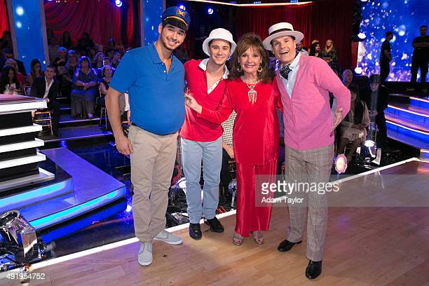 STARS Episode 2103 Host of 'America's Funniest Home Videos' and Season 19 Mirrorball Champion Alfonso Ribeiro returned to the ballroom for a special...