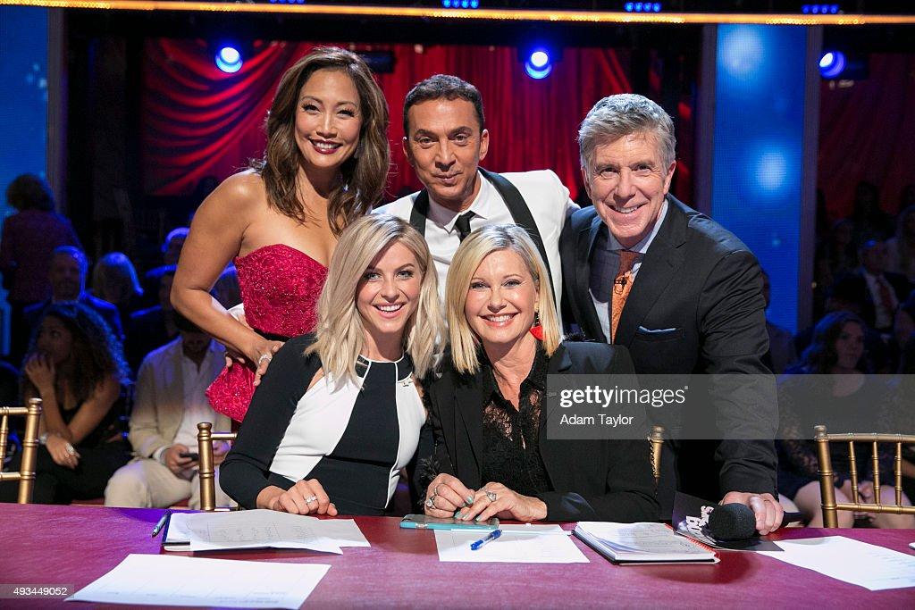 "ABC's ""Dancing With the Stars"" - Season 21 - Week Six"