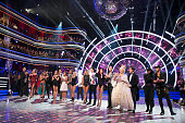 STARS 'Episode 2106' The remaining nine celebrities returned to their original professional dance partners to tackle 'Famous Dances Night' on MONDAY...