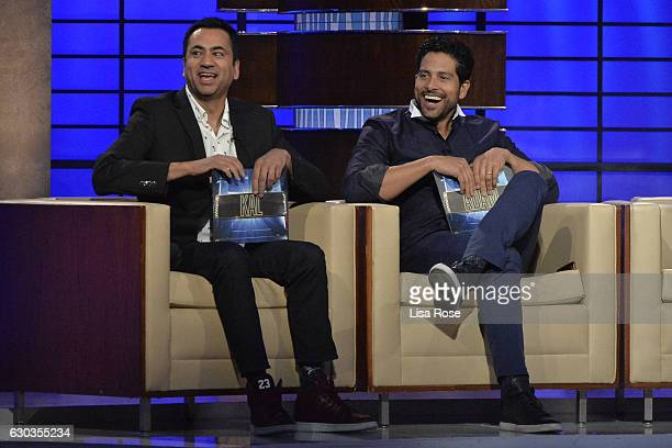 TRUTH 'Episode 211' Kal Penn Adam Rodriguez Nikki Glaser and Justin Long make up the celebrity panel on 'To Tell The Truth' Episode 211 SUNDAY...