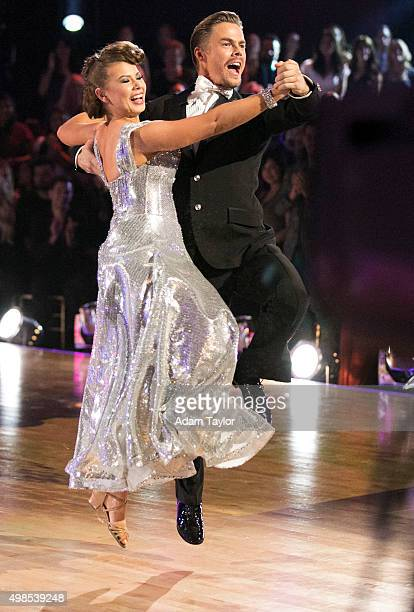 STARS 'Episode 2111' After weeks of competitive dancing the final four couples advanced to the FINALS of 'Dancing with the Stars' this MONDAY...
