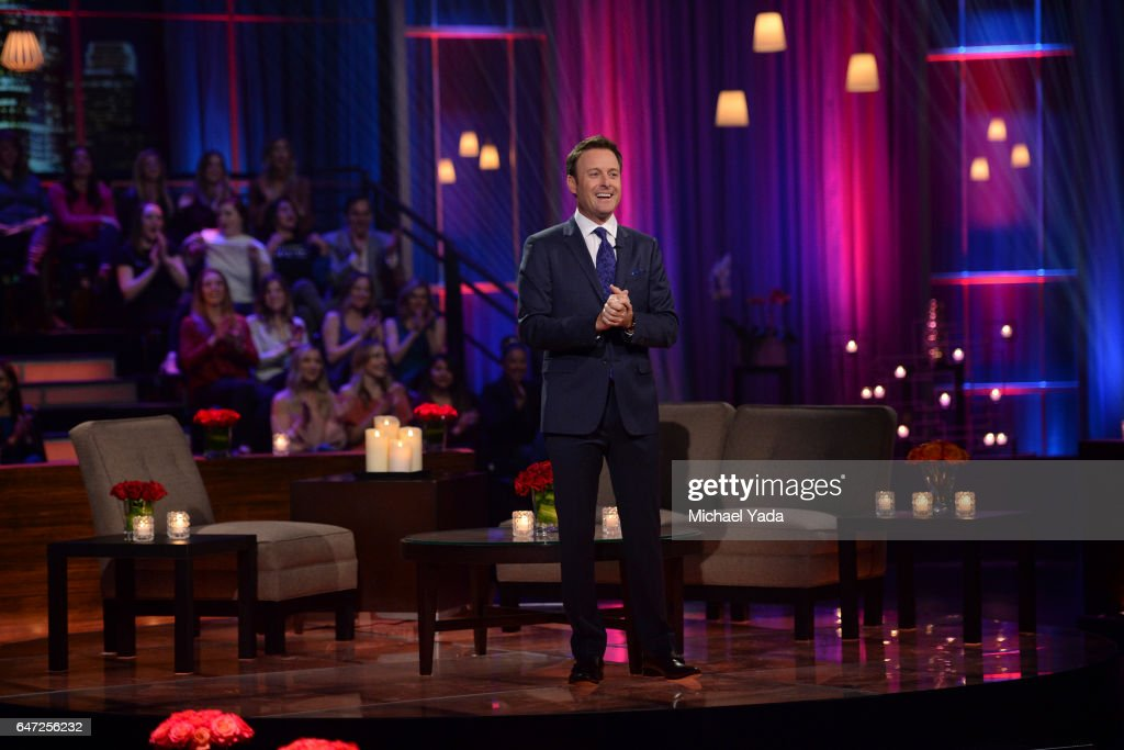 THE BACHELOR - 'Episode 2111 - The Women Tell All' - Tempers flare and there are plenty of fireworks, as 19 of the most memorable women this season are back to confront Nick and tell their side of the story. There were highs and lows during Nick's unforgettable season - and then there was Corinne, the most controversial bachelorette of the group. The very self-confident Corinne, who has been the woman viewers and the other bachelorettes have loved to hate, returns to have her chance to defend herself. Rachel, the recently announced new Bachelorette, shares some insight into how she plans to handle her search for love. Danielle L. and Kristina attempt to get some closure to their sudden and heart-wrenching break-ups. Then, take a sneak peak at the dramatic season finale and Nick's final two women, on 'The Bachelor: The Women Tell All,' MONDAY, MARCH 6 (9:01-11:00 p.m. EST), on The ABC Television Network. HARRISON