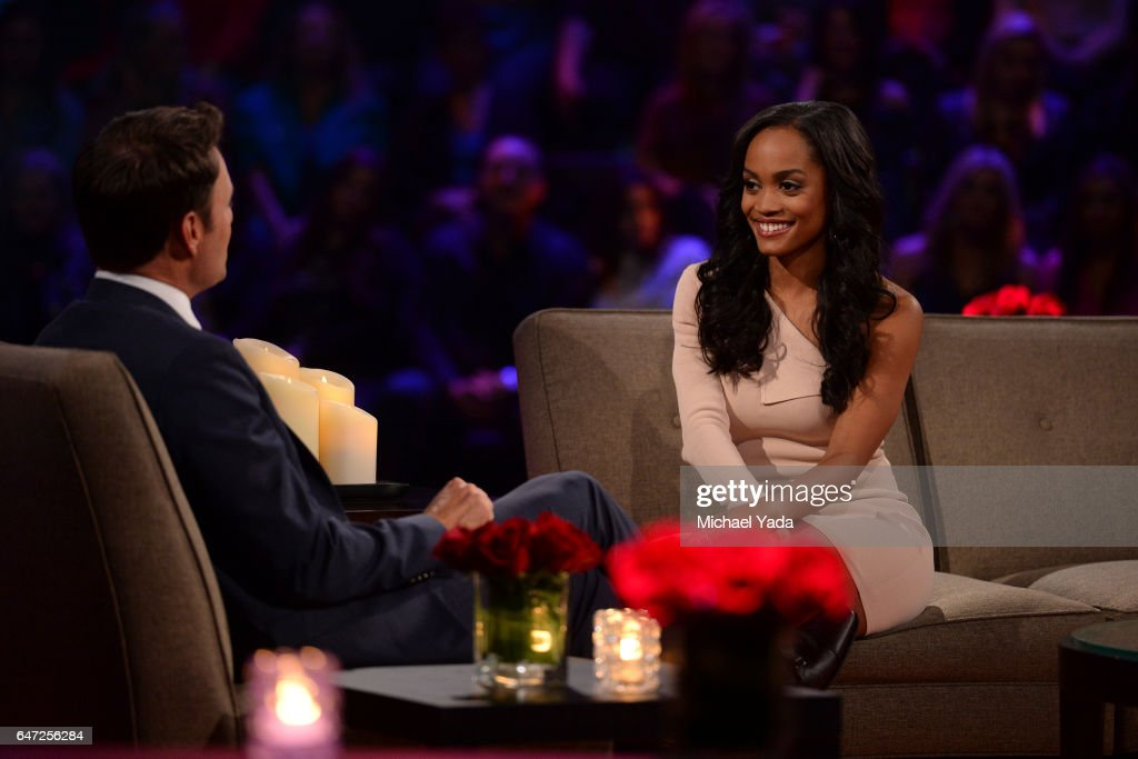 THE BACHELOR - 'Episode 2111 - The Women Tell All' - Tempers flare and there are plenty of fireworks, as 19 of the most memorable women this season are back to confront Nick and tell their side of the story. There were highs and lows during Nick's unforgettable season - and then there was Corinne, the most controversial bachelorette of the group. The very self-confident Corinne, who has been the woman viewers and the other bachelorettes have loved to hate, returns to have her chance to defend herself. Rachel, the recently announced new Bachelorette, shares some insight into how she plans to handle her search for love. Danielle L. and Kristina attempt to get some closure to their sudden and heart-wrenching break-ups. Then, take a sneak peak at the dramatic season finale and Nick's final two women, on 'The Bachelor: The Women Tell All,' MONDAY, MARCH 6 (9:01-11:00 p.m. EST), on The ABC Television Network. LINDSAY