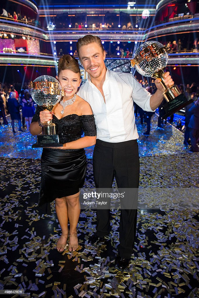 """ABC's """"Dancing With the Stars"""" - Season 21 - Finale - Day Two"""