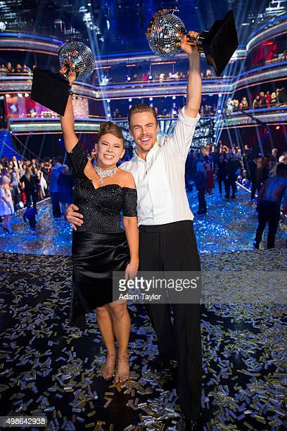 STARS 'Episode 2111A' Bindi Irwin and Derek Hough were crowned Season 21 champions during the twohour season finale of 'Dancing with the Stars'...