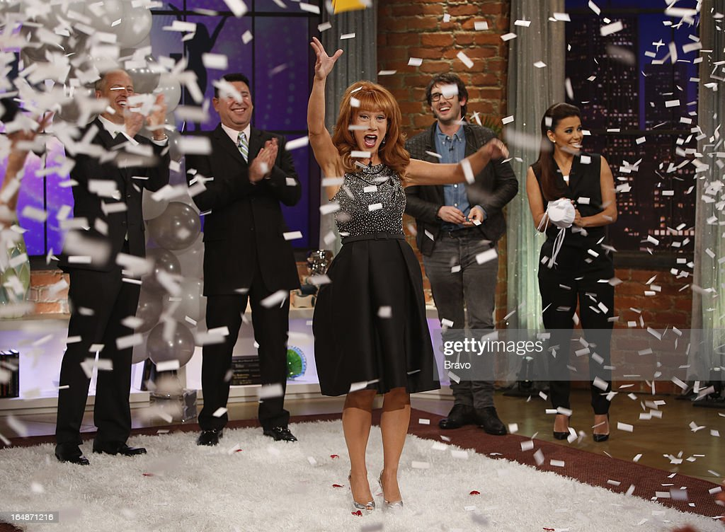 Kathy Griffin, Josh Groban, <a gi-track='captionPersonalityLinkClicked' href=/galleries/search?phrase=Eva+Longoria&family=editorial&specificpeople=202082 ng-click='$event.stopPropagation()'>Eva Longoria</a> --