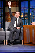 Jerry Seinfeld comedian during an interview on June 9 2015