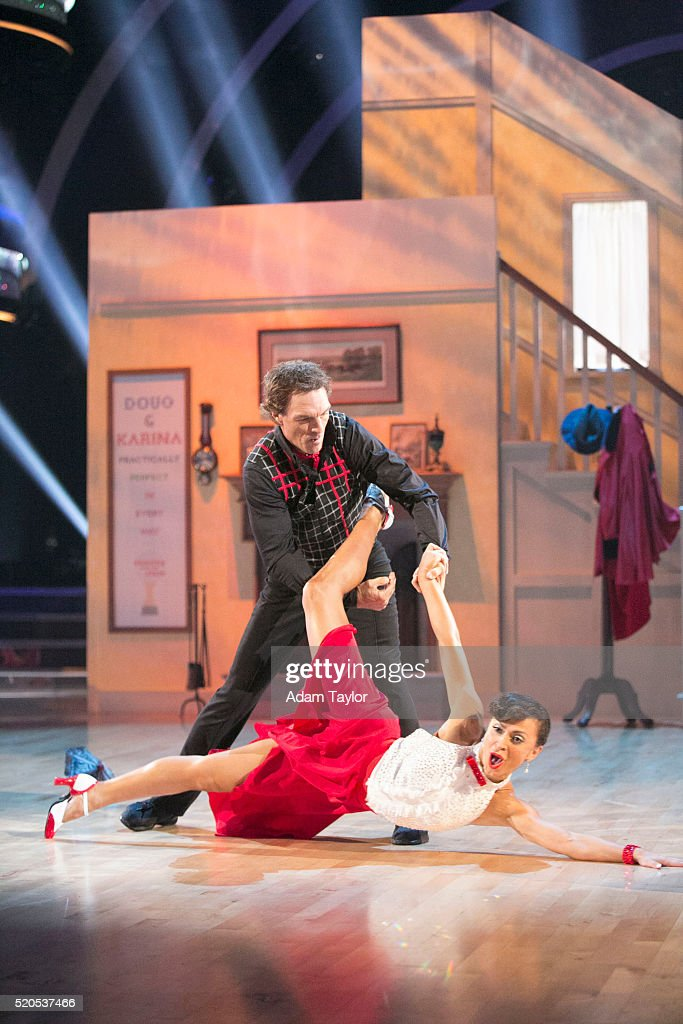 "ABC's ""Dancing With the Stars"": Season 22 - Week Four"
