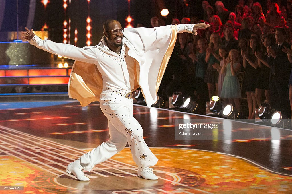 STARS - 'Episode 2207' - The remaining eight celebrities will dance to popular music from favorite musical icons, as 'Icons Night' comes to 'Dancing with the Stars,' live, MONDAY, MAY 2 (8:00-10:01 p.m. EDT) on the ABC Television Network. VON