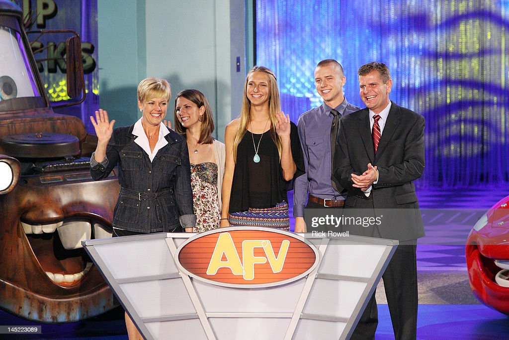 S FUNNIEST HOME VIDEOS - 'Episode 2222' -- In Part Two of the Season Finale, the season's funniest video will take home this year's grand prize, SUNDAY MAY 20 (7:00-8:00 p.m., ET) on the ABC Television Network. Tom Bergeron hosts from Aulani a Disney Resort & Spa in Ko'Olina Hawaii and from Cars Land at Disney California Adventure(r) Park, opening June 15.The prize is a membership in Disney Vacation Club(r), where the winner can take unforgettable family vacations at Disney Vacation Club(r) Resorts, as well as have access to over 500 other dazzling locations from around the world. As a Member of Disney Vacation Club(r), the winner can create a lifetime of memories for over 40 years, visiting Disney destinations like Disneyland(r) Resort in California, the Caribbean aboard Disney Cruise Line(r), or guided vacations to worldwide destinations with Adventures by Disney(r). MELANIE