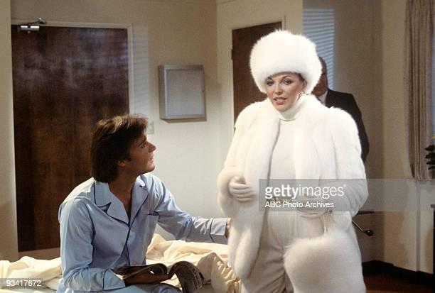 DYNASTY 'Episode' 2/2/83 John James Joan Collins