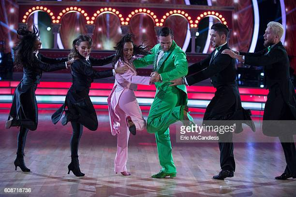 STARS 'Episode 2302' The 13 celebrities get ready to dance to some of their favorite TV theme songs as TV Night comes to 'Dancing with the Stars'...