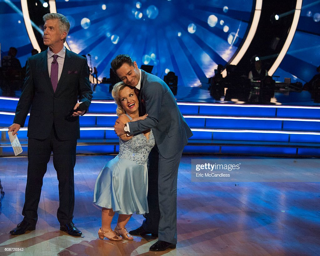 STARS - 'Episode 2302' - The 13 celebrities get ready to dance to some of their favorite TV theme songs as TV Night comes to 'Dancing with the Stars,' live, MONDAY, SEPTEMBER 19 (8:00-10:01 p.m. EDT), on the ABC Television Network. TOM