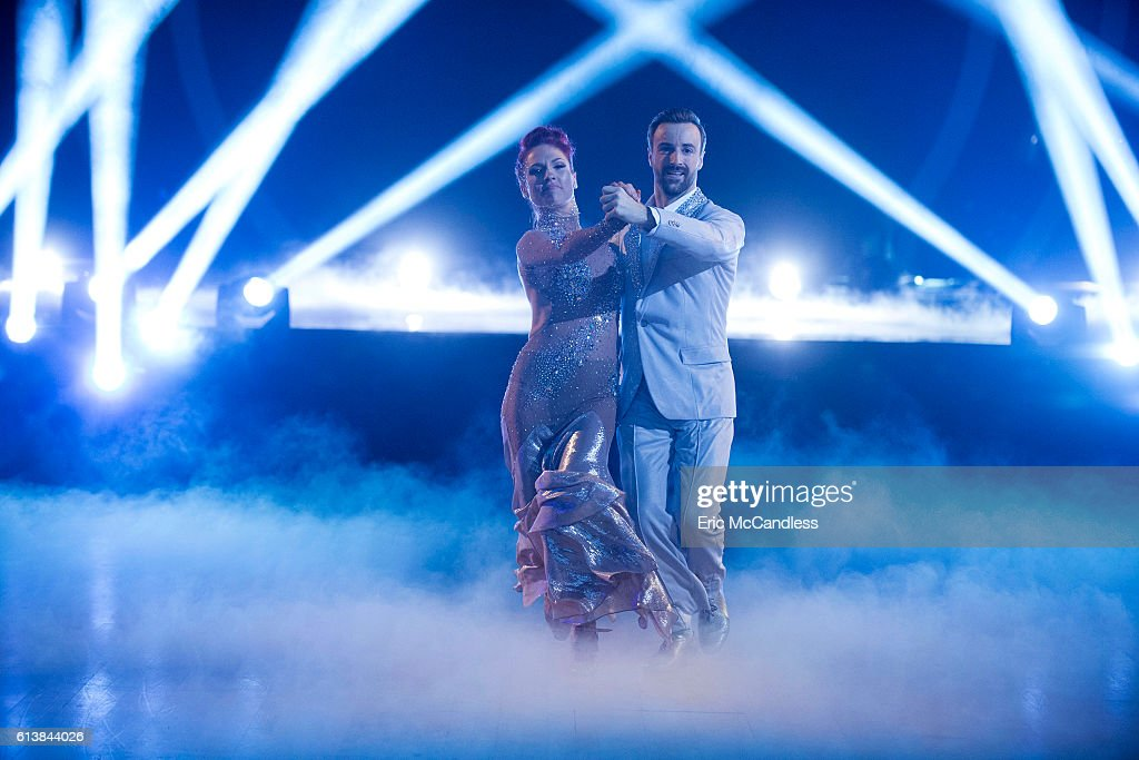 STARS - 'Episode 2305' - The nine remaining celebrities will set out to leave a lasting impression with their dances as they commemorate their most memorable year, on 'Dancing with the Stars,' live, MONDAY, OCTOBER 10 (8:00-10:01 p.m. EDT), on the ABC Television Network. SHARNA
