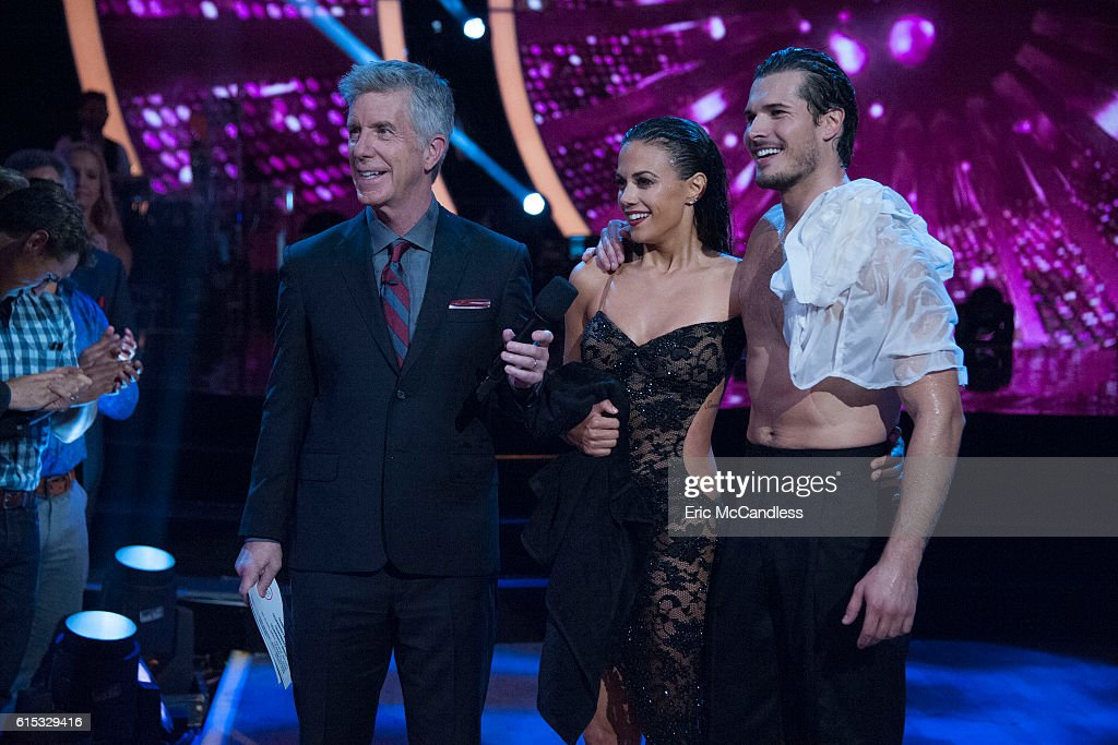 STARS - 'Episode 2306' - The nine remaining celebrities ready themselves for one of the hottest nights in the ballroom - Latin Night - with each celebrity performing either a rumba, salsa, samba, paso doblé, cha cha or Argentine tango, on 'Dancing with the Stars,' live, MONDAY, OCTOBER 17 (8:00-10:01 p.m. EDT), on the ABC Television Network. TOM