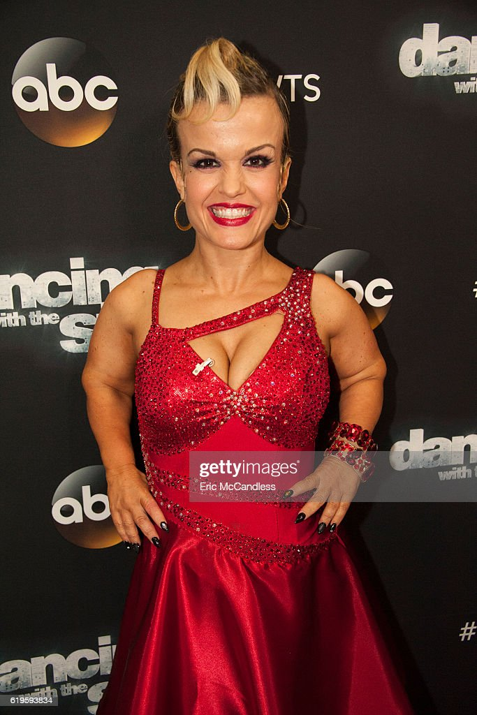 STARS - Episode 2308 - Dancing with the Stars treats viewers to a frightfully delightful night filled with chilling performances on MONDAY, OCTOBER 31 (8:00-10:01 p.m. EDT). TERRA