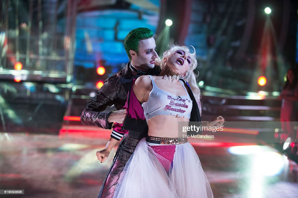STARS - Episode 2308 - Dancing with the Stars treats viewers to a frightfully delightful night filled with chilling performances on MONDAY, OCTOBER 31 (8:00-10:01 p.m. EDT). JAMES