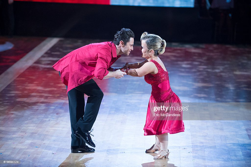 STARS - Episode 2308 - Dancing with the Stars treats viewers to a frightfully delightful night filled with chilling performances on MONDAY, OCTOBER 31 (8:00-10:01 p.m. EDT). SASHA