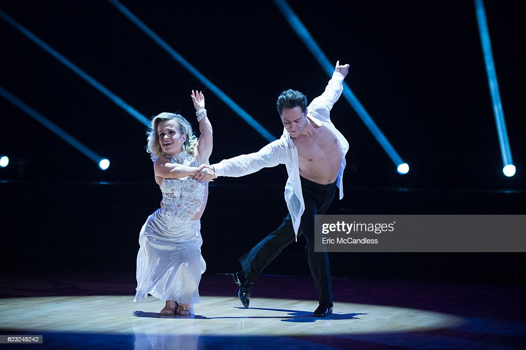 STARS - Episode 2310 - The five remaining couples advance to the Semi-Finals in one of the shows tightest competitions ever, on Dancing with the Stars, live, MONDAY, NOVEMBER 14 (8:00-10:01 p.m. EST), on the ABC Television Network. TERRA