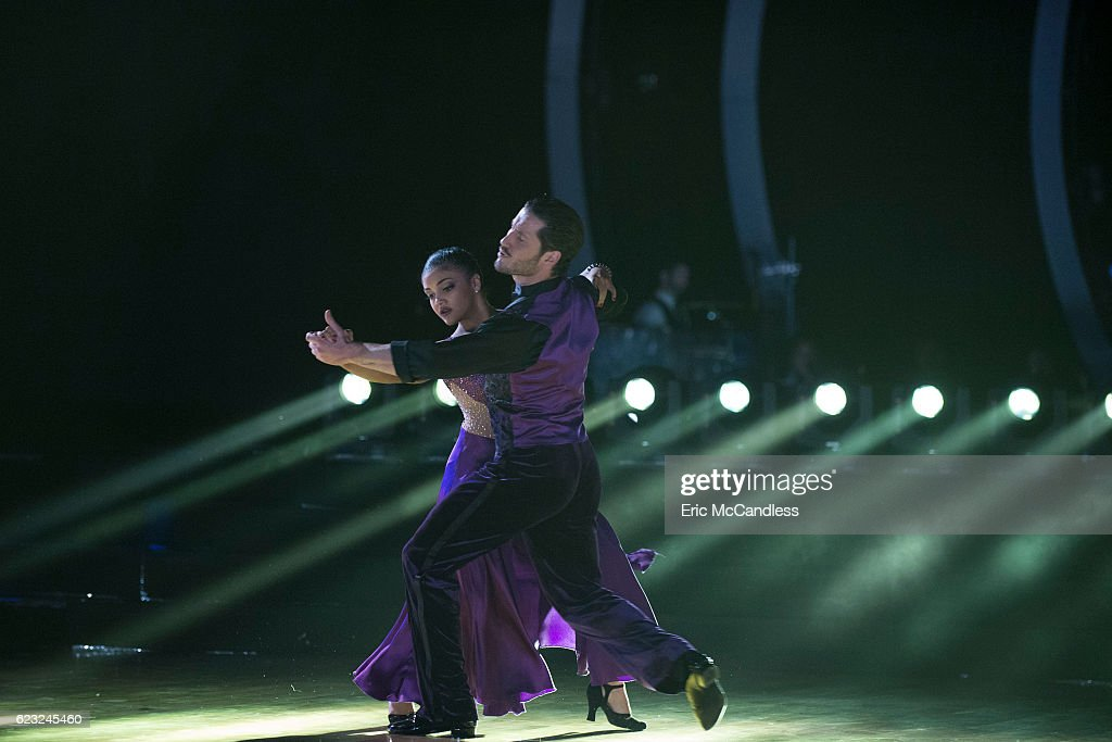 STARS - Episode 2310 - The five remaining couples advance to the Semi-Finals in one of the shows tightest competitions ever, on Dancing with the Stars, live, MONDAY, NOVEMBER 14 (8:00-10:01 p.m. EST), on the ABC Television Network. LAURIE