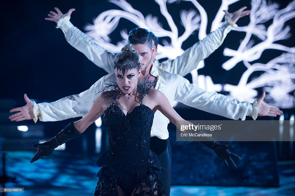 STARS - Episode 2310 - The five remaining couples advance to the Semi-Finals in one of the shows tightest competitions ever, on Dancing with the Stars, live, MONDAY, NOVEMBER 14 (8:00-10:01 p.m. EST), on the ABC Television Network. JANA