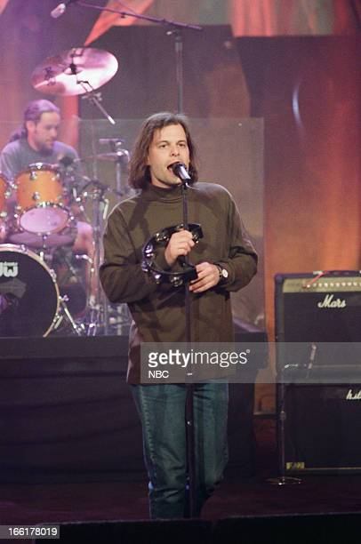 Musical guests Gin Blossoms perform on June 1 1993