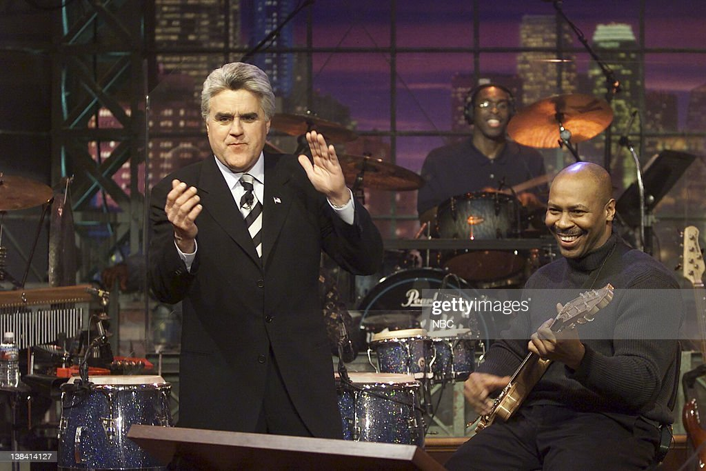 Jay Leno - Television Host   Getty Images