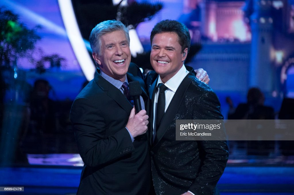 "ABC's ""Dancing With the Stars"": Season 24 - Week Five"