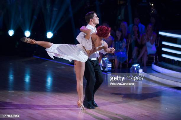 STARS 'Episode 2407' The seven remaining couples are presented with an allnew challenge as they dance to celebrate 'A Night at the Movies' One couple...