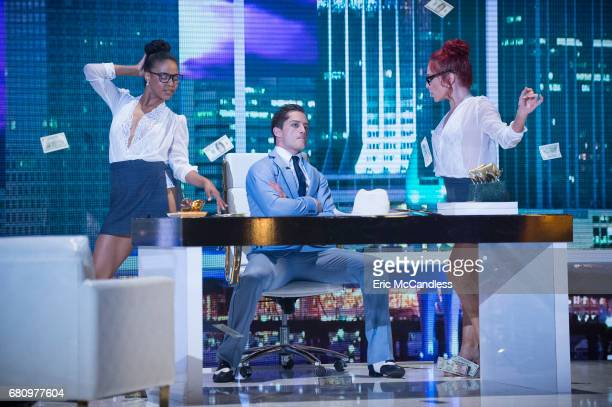 STARS 'Episode 2408' With just a few weeks left in the competition before heading towards the finals the five remaining couples find themselves...