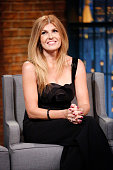 Actress Connie Britton during an interview on August 12 2015