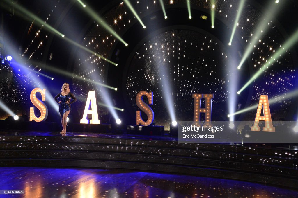 STARS - 'Episode 2501' - 'Dancing with the Stars' is back with a new, dynamic cast of celebrities who are ready to hit the ballroom floor and celebrate the show's landmark 25th season. The competition begins with the two-hour season premiere, live, MONDAY, SEPTEMBER 18 (8:00-10:01 p.m. EDT), on The ABC Television Network. SASHA