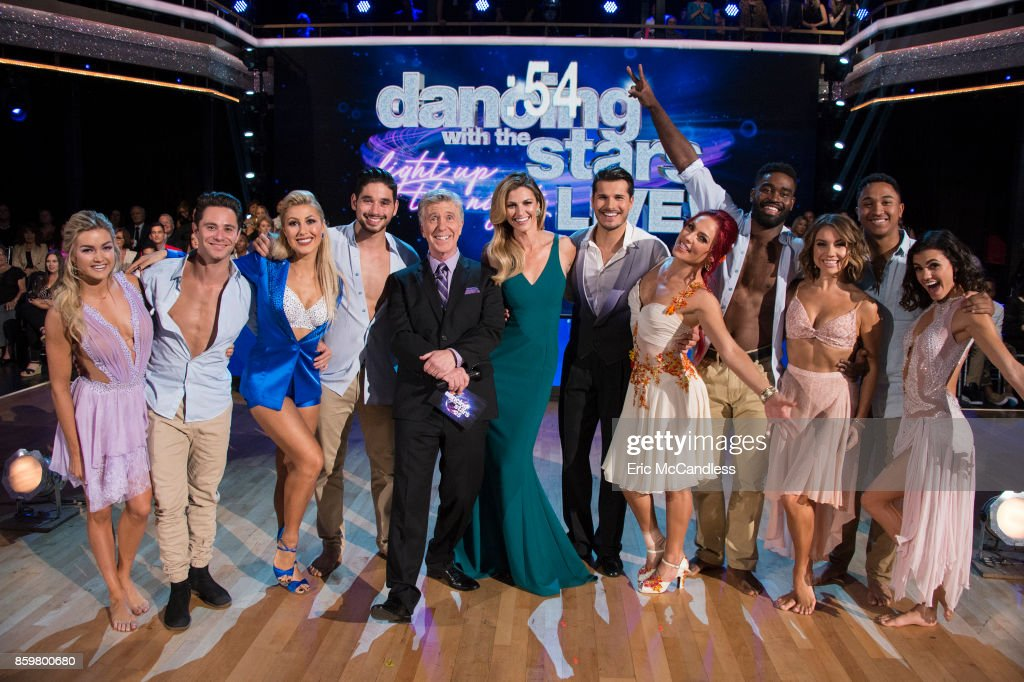 STARS - 'Episode 2504' - The 11 remaining celebrities wax nostalgic as they stroll down memory lane and celebrate with a dance to a time in their lives that left a lasting impression, as Most Memorable Year night comes to 'Dancing with the Stars,' live, MONDAY, OCTOBER 9 (8:00-10:01 p.m. EDT), on The ABC Television Network. ABC/Eric McCandless / ABC Via Getty Images) LINDSAY