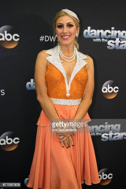 STARS 'Episode 2510' After weeks of stunning competitive dancing the final four couples advance to the finals of 'Dancing with the Stars' live MONDAY...