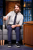 Actor/comedian Will Forte during an interview on September 23 2015