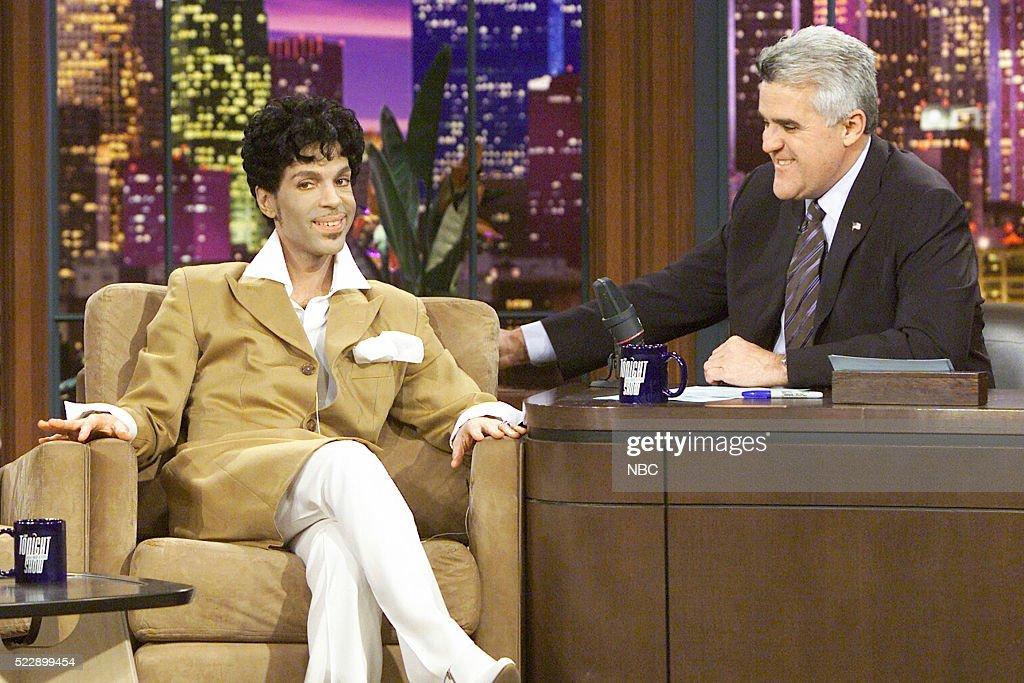 """NBC's """"The Tonight Show with Jay Leno"""" - Season 12"""