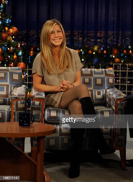 BRIEN Episode 2693 Airdate Pictured Jennifer Aniston